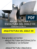 arquitecturayesculturadelsigloxx-110503125143-phpapp02