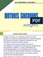 Motores Sincronos - Huber Murillo