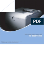Manual Samsung Ml-3051N