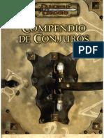 D&D 3.5 - Compendio de Conjuros