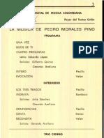 Musica Colombiana - La Musica de Pedro Morales Pino