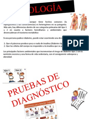 factores hereditarios diabetes