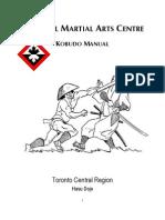 Kobudo Manual