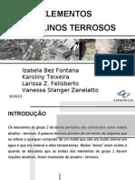 PPT - Química Inorgânica - 2 Seminario (2)