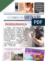 2ª EDIÇÃO DE O CORREIO DO QUINARI