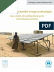 Diffusion Renewable Energy Technologies