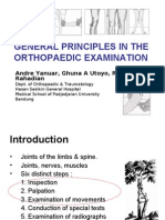 Orthopaedic Physical Examination ; General Principles.ppt