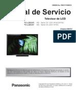 Service Panasonic Tc l32c4x y