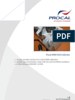 Calibrator procal_9000_01