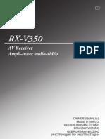 RX-V350de