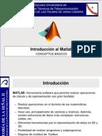 Nota 01 - Introducción al Matlab
