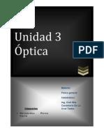 Unidad 3. Optica
