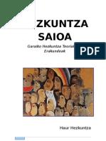 Hezkuntza Saio Desberdin Bat