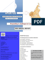 AHURTOD Annual Report 2008