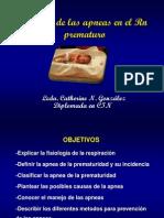 Apnea de La Prematuridad2