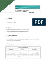 204346 8procedimiento Para Lavado y Mantenimiento de Cocina