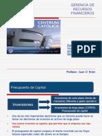 Finanzas Cap03 Presupuesto de Capital