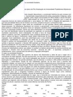Diversidade e Pluralidade o Negro Na Sociedade Brasileira