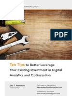 Web Analytics Demystified Digital Insight Management