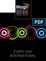 Catalogo Magri Every Day International