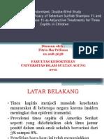 Presentasi Jurnal TINEA KAPITIS