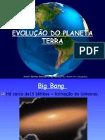 EVOLUÇÃO DO PLANETA TERRA_resumo1