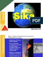 Presentacion ACI PERU SIKA Tacna
