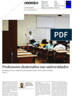 Perfil Do Docente Universitario_Diario Economico_30Mar2010