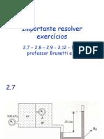 Resolução do Capítulo 2 - Brunetti