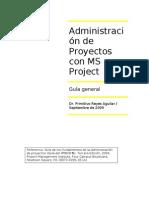 Admon Proyectos Project