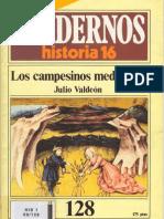53956018 Julio Valdeon Los Campesinos Medievales