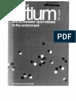 Tritium Detection