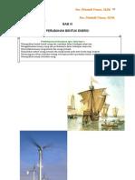 Materi Smp Kelas 7 Bab Vi (Perubahan Bentuk Energi)