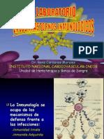 1 y 2. CLASE_INMUNO-UNFV_2012. (Dr. Cárdenas).