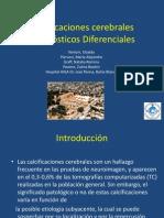 Calcificaciones normales y anormales en TAC Cráneo