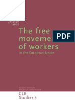 CLRStudies4 the Free Movement of Workers