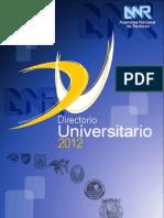 Universidades 2012 Peru