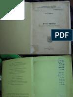 Ayvu Rapyta - Textos Miticos de Los Mbya Guarani Del Guaira
