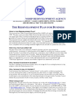 03-02-09 Olden Avenue Redevelopment Business Plan PDF