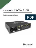 Saffire 6 USB - Bedienungsanleitung.pdf
