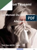 Le Manuel Du Généraliste - Allergie