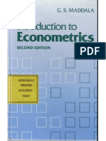 Econometric.Introduction to Econometrics 2nd ed (1988) - G.S. Maddala - Macmillan Publishing.pdf