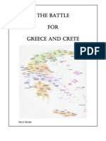 The Battle for Greece & Crete