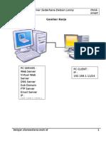 Konfigurasi Server Sederhana Buku