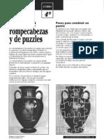 Diseño de puzles