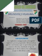 Explosivos y Voladuras Expo
