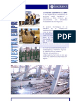 Brochure JavFrank - 2012