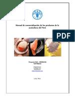 Manual de Comercializacion de Los Productos de La Acuicultura en El Peru