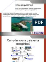 1º aula de instalações industriais -Visão geral do sistema elétrico