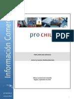 Chile - Colombia - Perfil de Mercado de Servicios Medioambientales en Colombia - Septiembre 2010 - ProChile